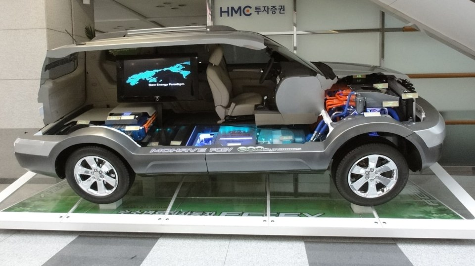 Hyundai/Kia FCEV SUV