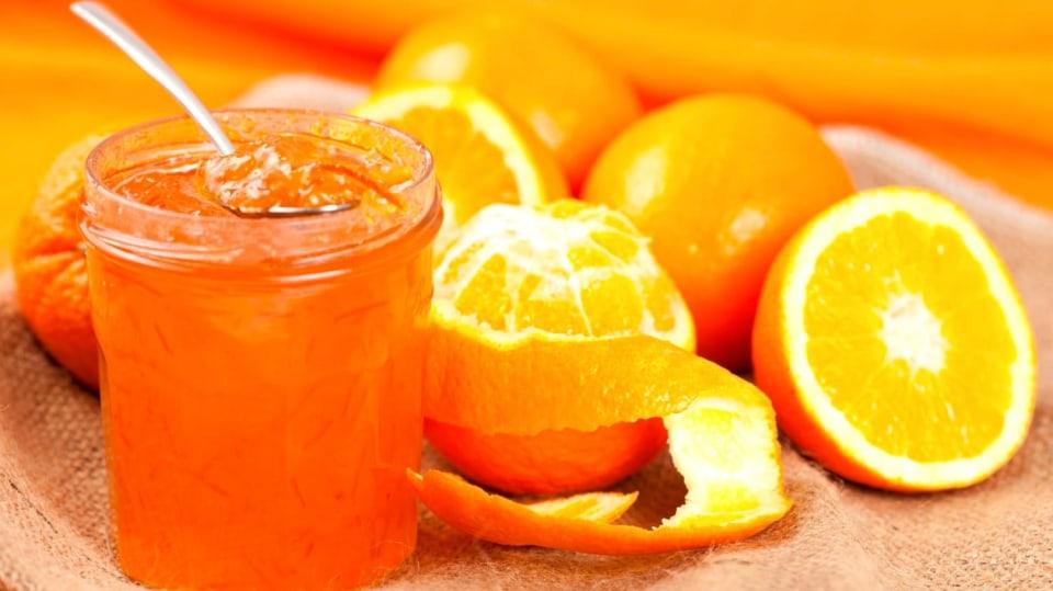 Zavařování v zimě? Zkuste domácí pomerančovou marmeládu
