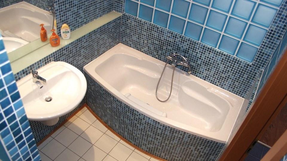 Při rekonstrukci koupelny nezapomeňte na hydroizolaci