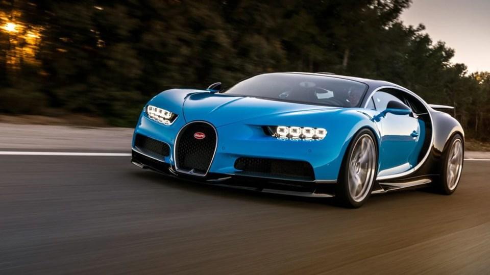 Bugatti Chiron ve skutečném světě - Obrázek 23