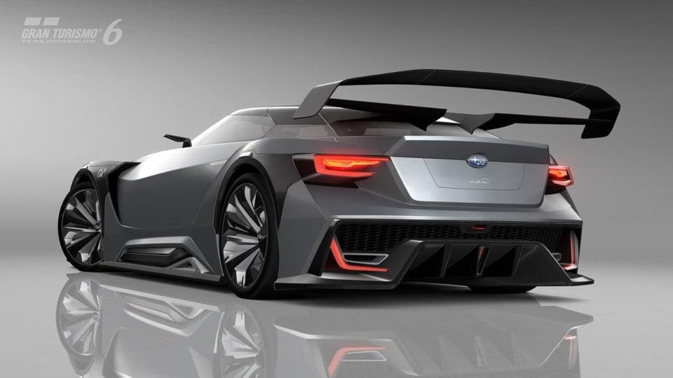 Subaru Viziv GT Vision Gran Turismo - Obrázek 1
