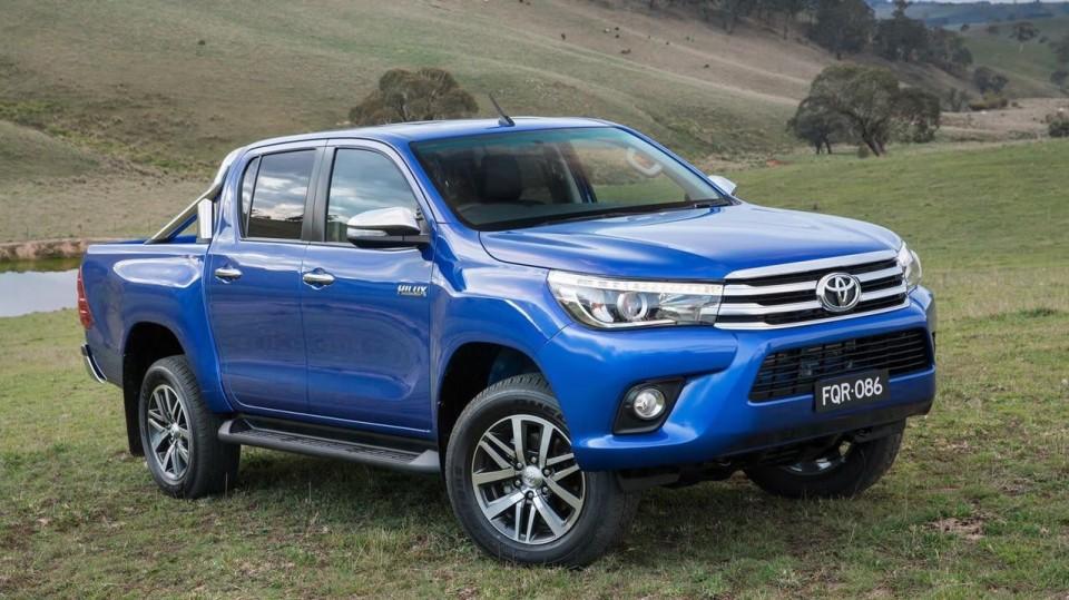 Toyota Hilux - Obrázek 1