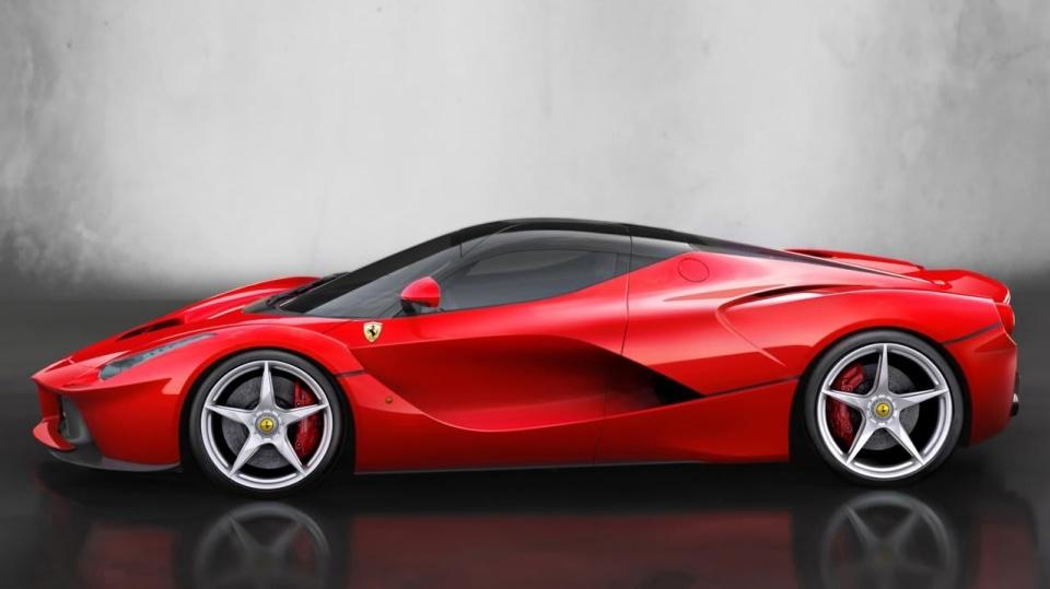 Ferrari LaFerrari - Obrázek 6