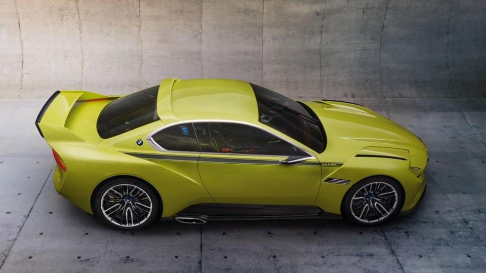 BMW 3.0 CSL Hommage - Obrázek 1