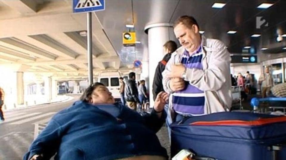 Žena hledala pomoc i v Praze, kde chtěla nastoupit do letadla společnosti Delta Airlines.