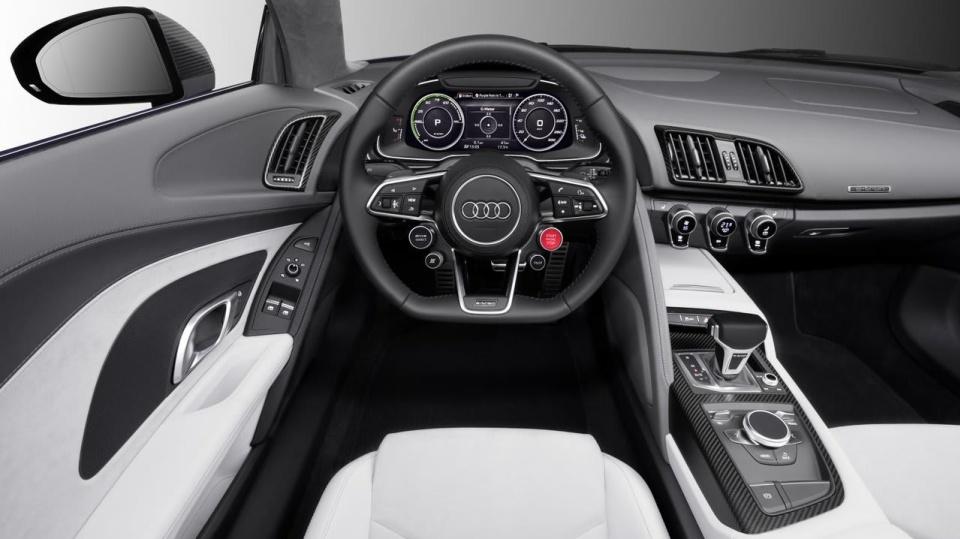 Audi R8 e-tron piloted driving concept  - Obrázek 2