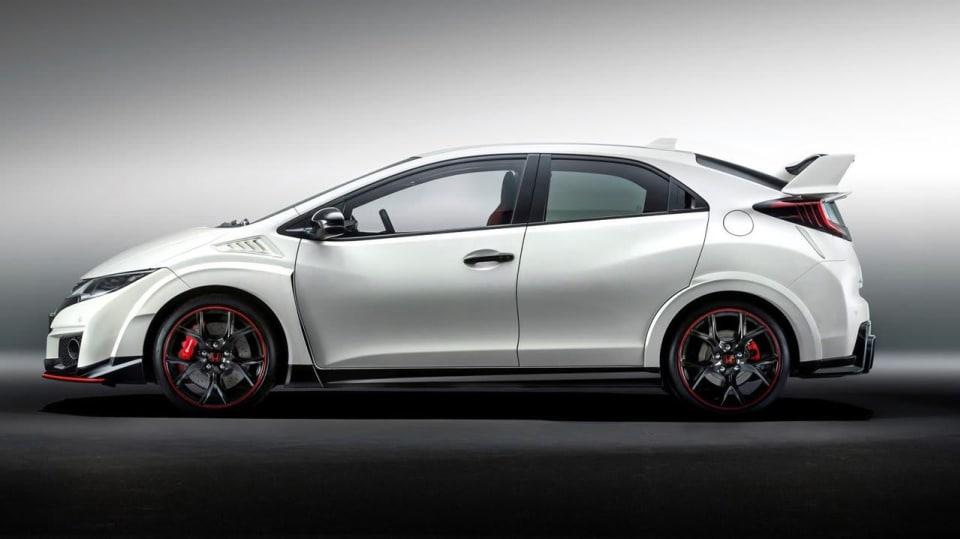 Honda Civic Type R - oficiálně - Obrázek 6