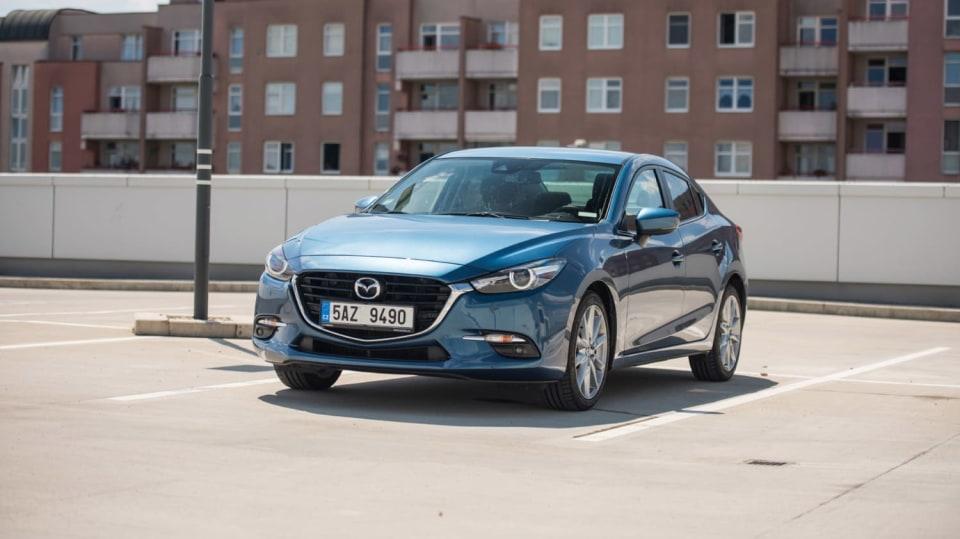 Mazda 3 Sedan po faceliftu 2