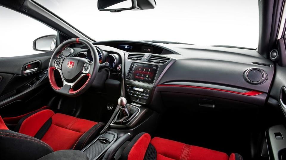 Honda Civic Type R - oficiálně - Obrázek 4