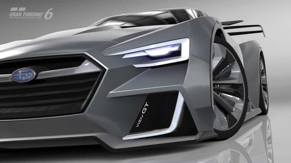 Subaru Viziv GT Vision Gran Turismo - Obrázek 5