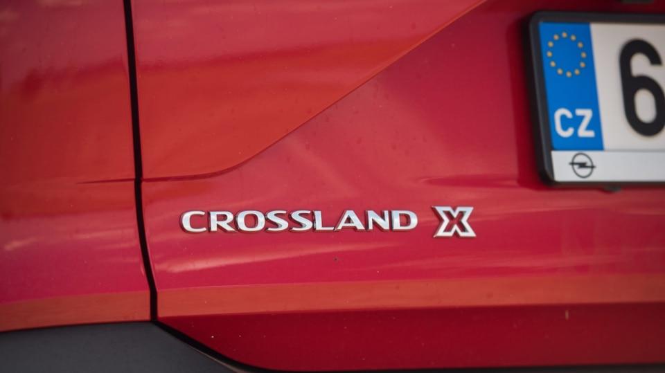 Opel Crossland X exteriér 7