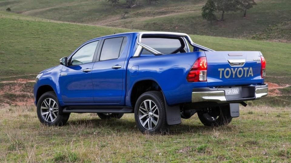 Toyota Hilux - Obrázek 2