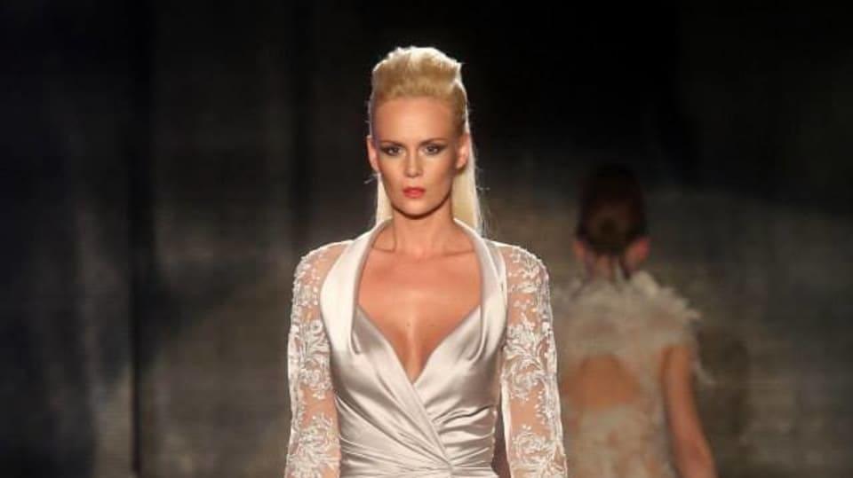 Modelka a Česká Miss 2007 Lucie Hadašová - Obrázek 4