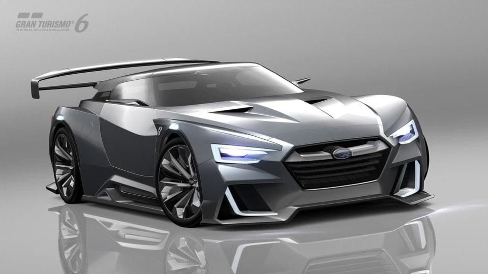Subaru Viziv GT Vision Gran Turismo - Obrázek 9