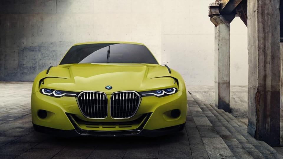 BMW 3.0 CSL Hommage - Obrázek 8