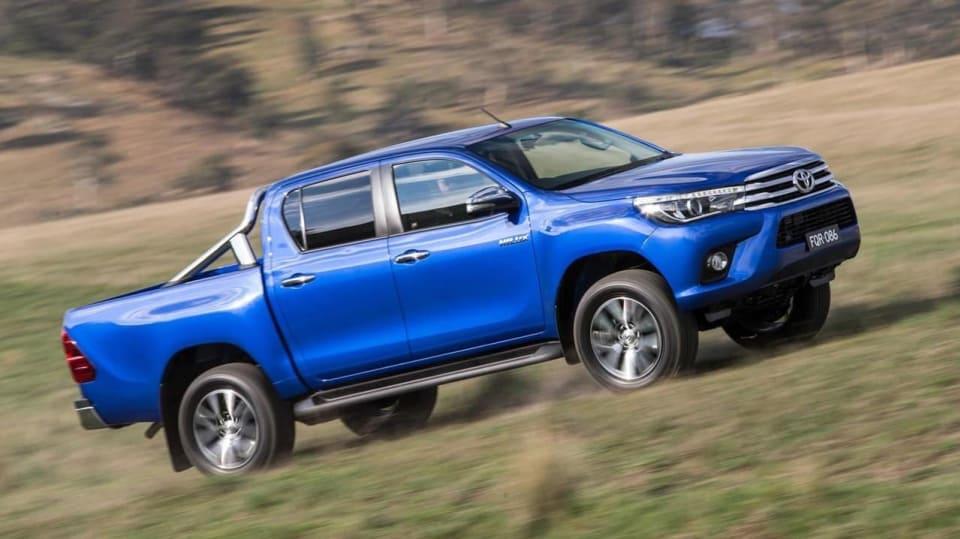 Toyota Hilux - Obrázek 3