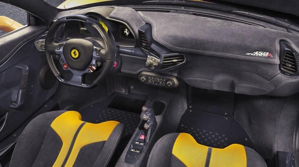 Ferrari 458 Speciale A - Obrázek 4