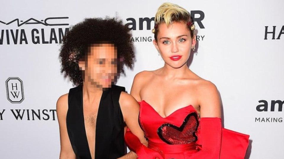 Miley má nového frajera, nebo frajerku?