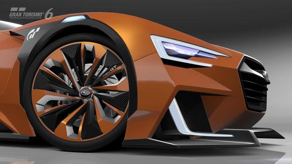 Subaru Viziv GT Vision Gran Turismo - Obrázek 10