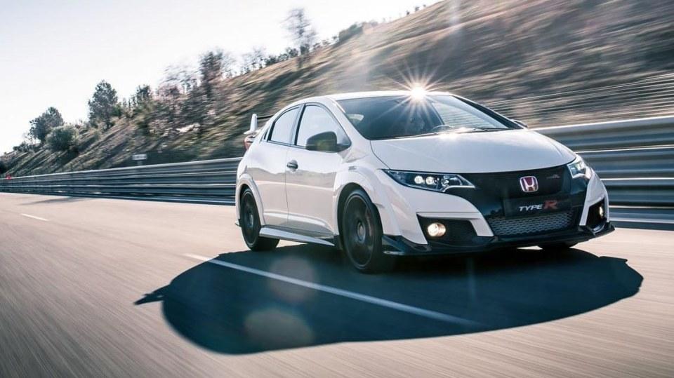 Honda Civic Type R - oficiálně - Obrázek 1