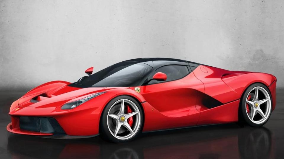 Ferrari LaFerrari - Obrázek 2