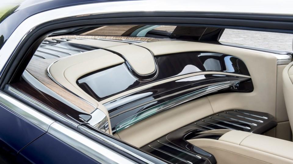 Nejdražší auto světa. Rolls-Royce Sweptail 9
