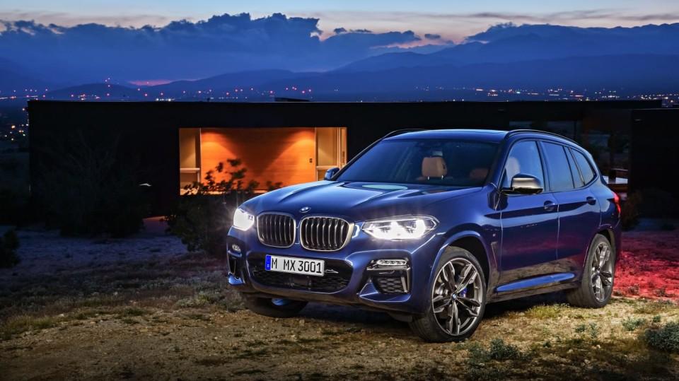Nové BMW X3 19