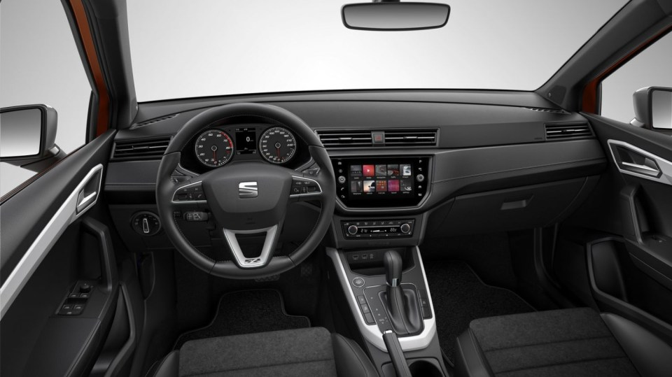 Nejmenší koncernové SUV, SEAT Arona 12