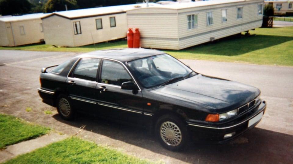 Mitsubishi milovník 3