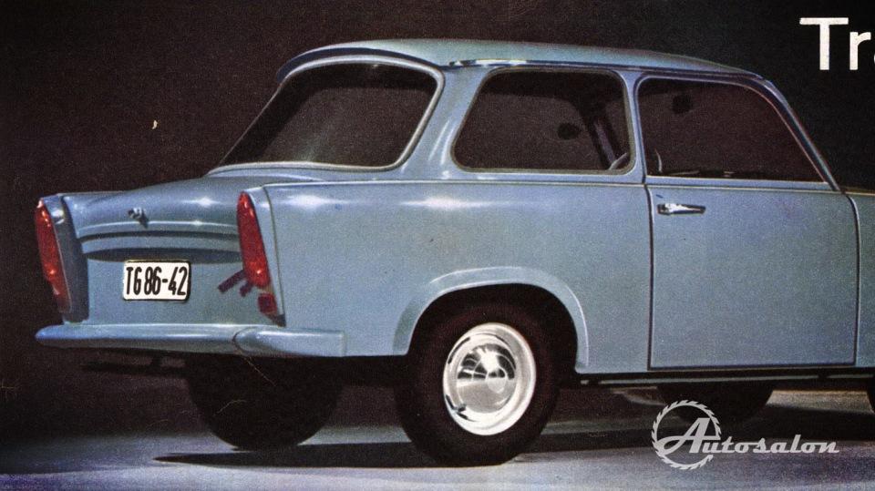 Trabant 601 1