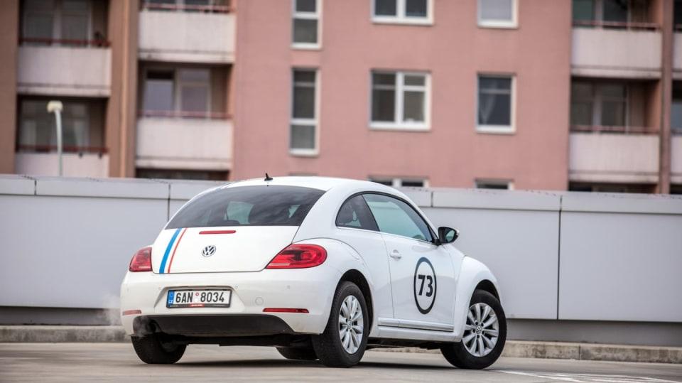 Volkswagen Beetle 1.2 TSI jízda 6