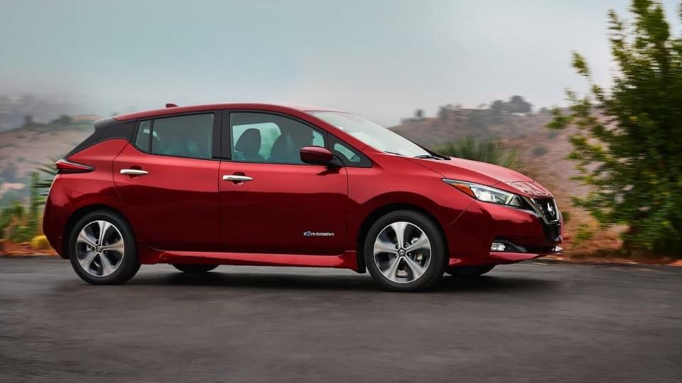 Nový Nissan Leaf je tu. Vypadá dobře a ujede 380 km! 11