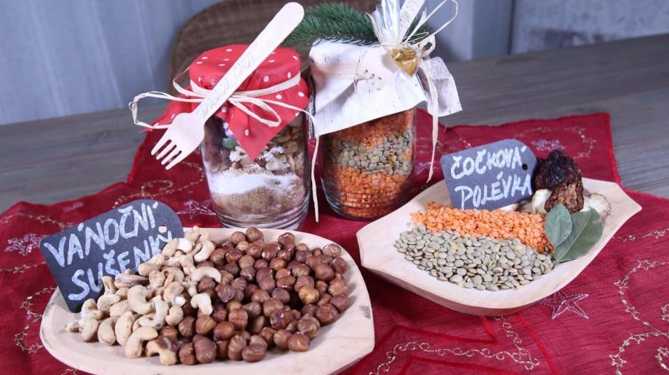 Vychytané jedlé sklenice Ládi Hrušky jsou skvělý vánoční dárek