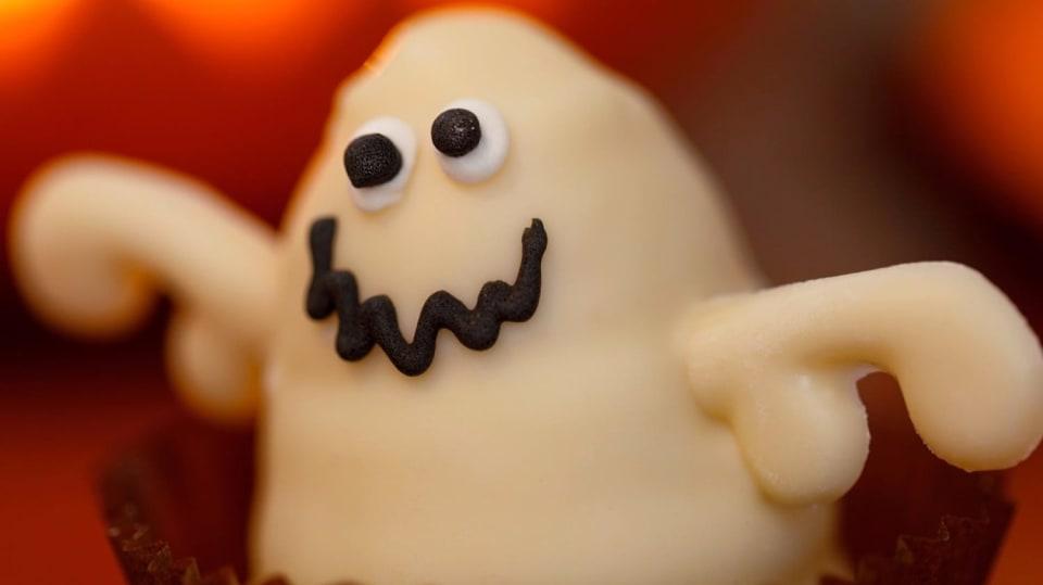 Halloweenská strašidla poslouží i jako podzimní dekorace