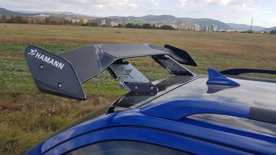 Tuningová Škoda Octavia ze Slovenska 5