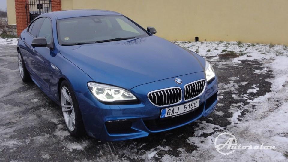 BMW 640d Gran Coupé 13