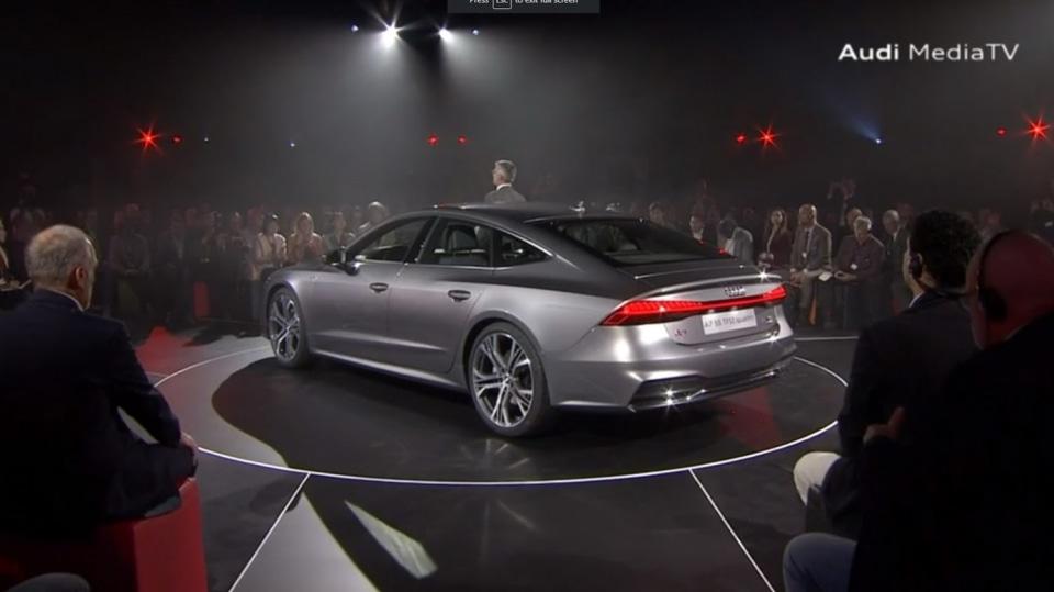 Audi A7 2018 2