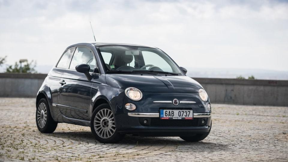 Fiat 500 1.4 16v exteriér 7