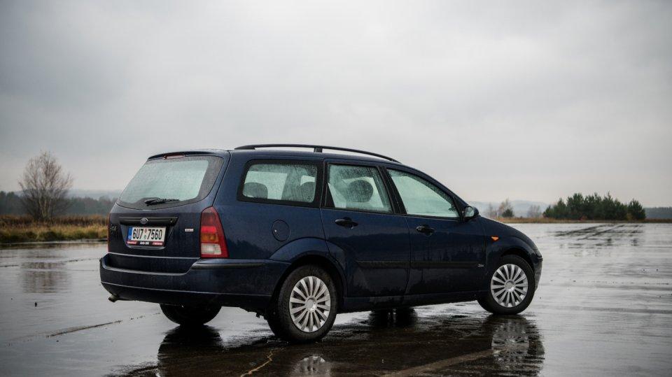 Ford Focus Combi 1.8 TDCI exteriér 3
