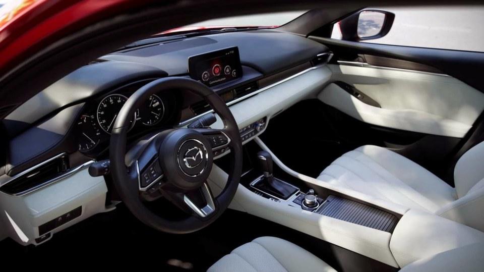 Mazda 6 facelift 6