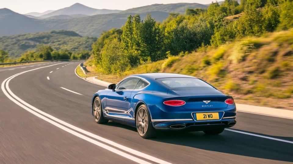 Bentley odhalilo nový Continental GT, vládce luxusních kupé. 23