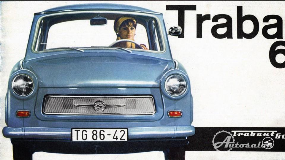 Trabant 601 2