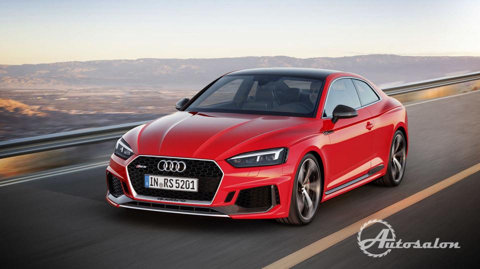 Audi RS5 16
