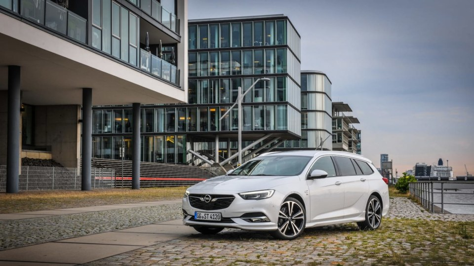 Opel Insignia BiTurbo Diesel 2018 3
