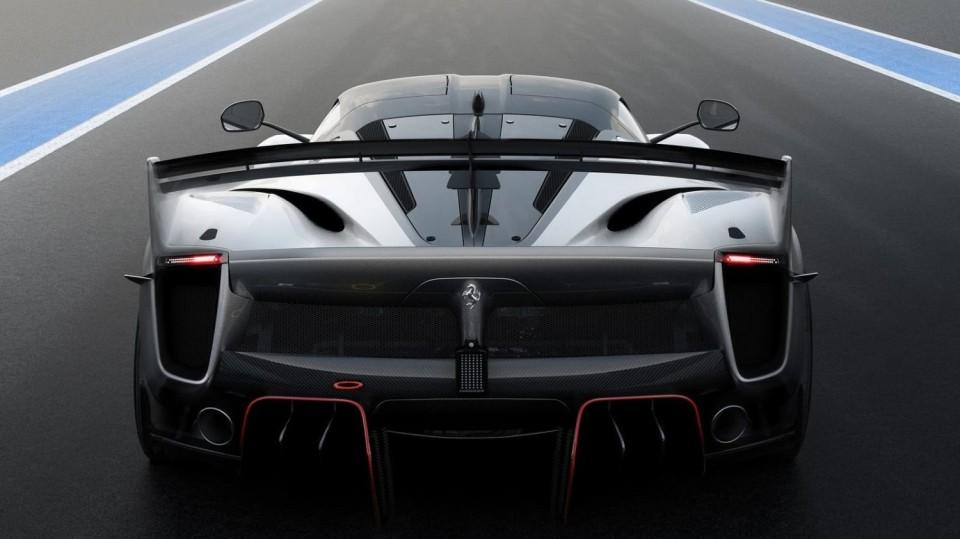 Ferrari FXX K Evoluzione 10