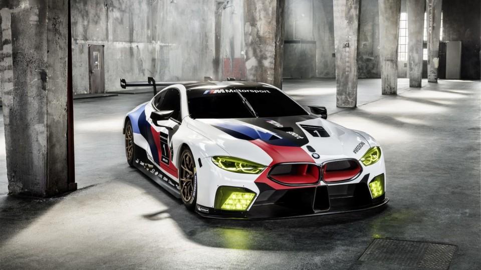 BMW M8 GTE  4