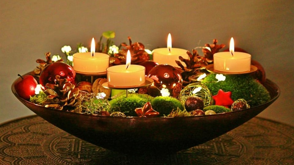 Kouzelné vánoční dekorace