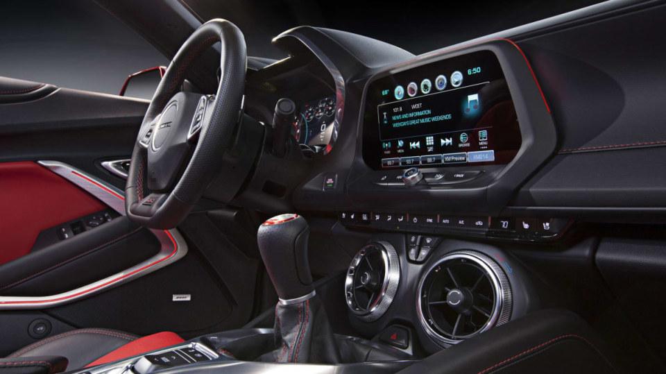 Chevrolet Camaro IV - Obrázek 6