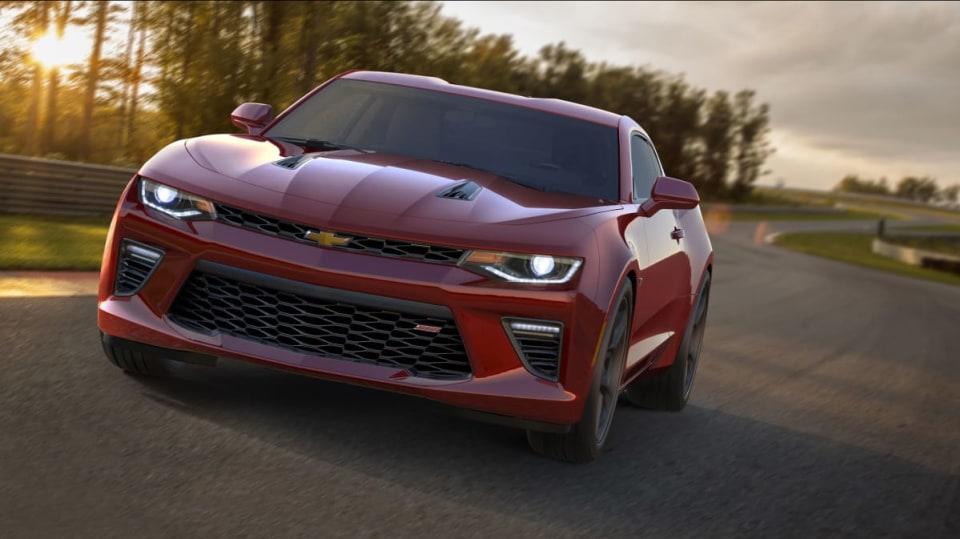 Chevrolet Camaro IV - Obrázek 4