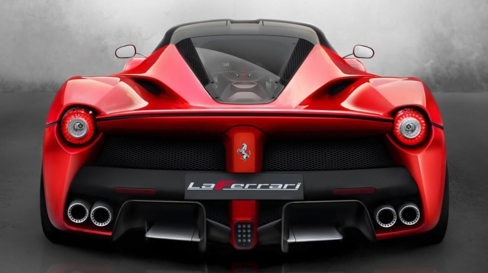 Ferrari LaFerrari - Obrázek 1